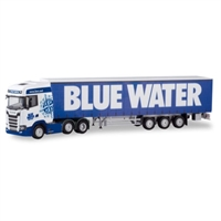 Blue Water lastbil - Scania CS 20